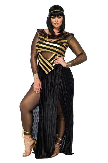 Plus Nile Queen Costume