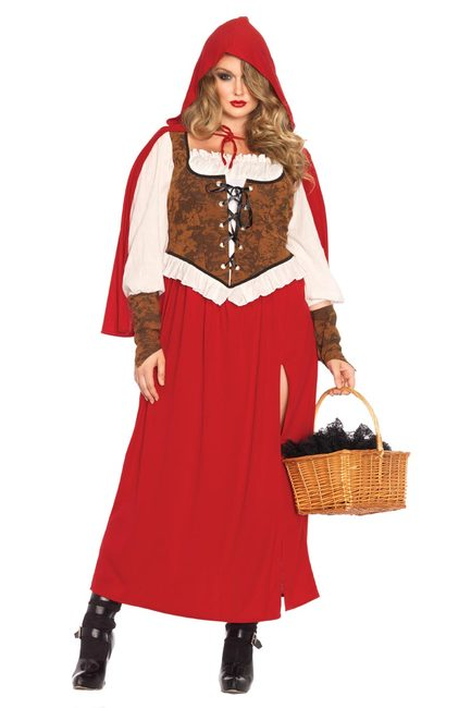 Woodland Red Riding Hood
