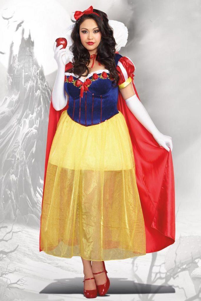 Glistening Snow White