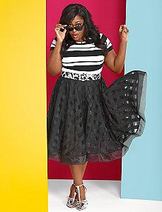 Siriano_Circle Skirt Outfit