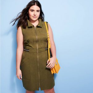 UTILITY SHIFT DRESS